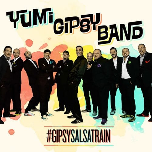 Gipsy Salsa Train - Yumi Gipsy Band
