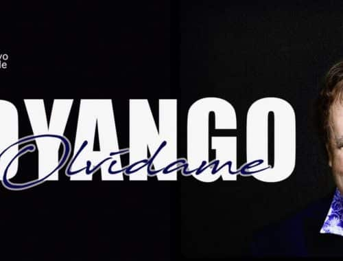 """Olvidame"" nuevo single de Dyango"