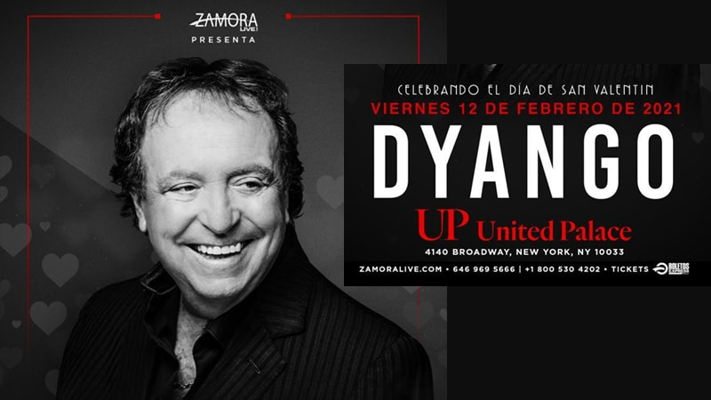 Dyango en United Palace