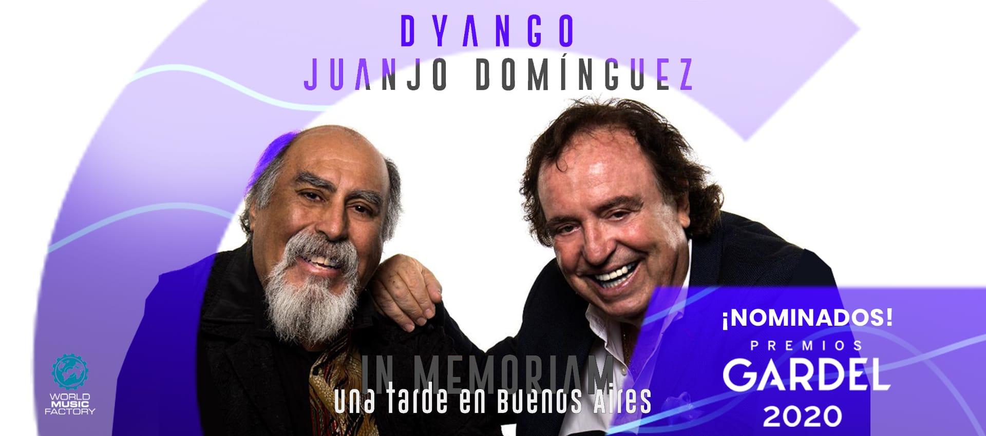 Dyango y Juanjo Dominguez