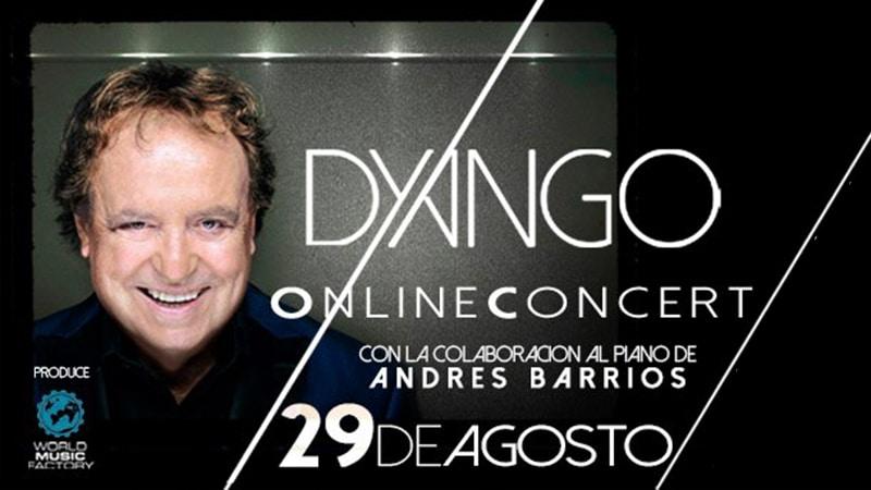 Dyango concierto Online